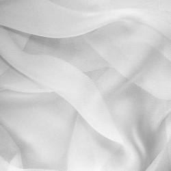 Chiffon - White