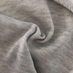 Unbrushed Fleece (Grey)