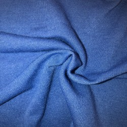 Unbrushed Fleece (Blue)
