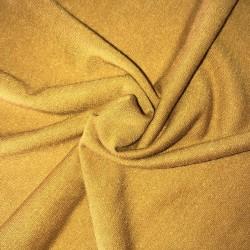 Unbrushed Fleece (Rust)