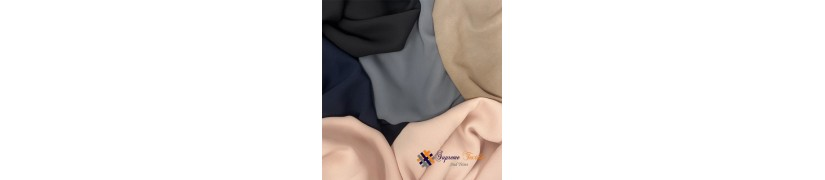 Georgette Plain Dyed